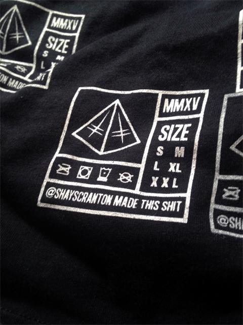 Printed Shirt Tag
